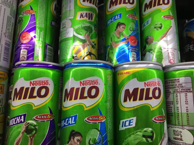 ミロ(milo)