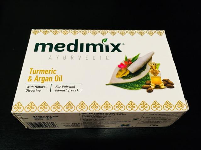 Turmeric & Argan Oil