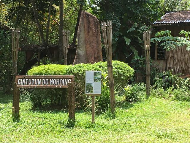 モンソピアド文化村